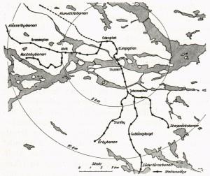 Tunnelbanans historia