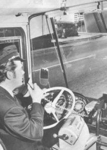 Bussradio 60-80 tal